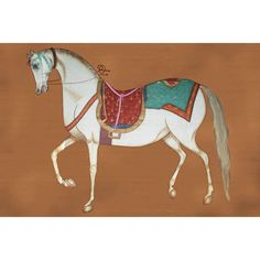 Art [Horse Cloth Painting]