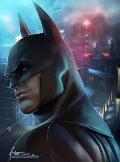 Batman by Mabiruna on DeviantArt
