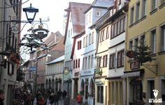 A cidade de  Rothenburg ob der Tauber  é uma das cidades mais encantadoras da Alemanha e a sensação é de que voltamos alguns milhares de anos no tempo. Veja por que em nosso site