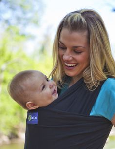 Planet Bambini  - Boba Baby Wrap (stretchy), $48.00 (http://www.planetbambini.com/boba-baby-wrap-stretchy/)    Hoping to try one of these with my next baby. They look so soft and provide excellent cuddly support