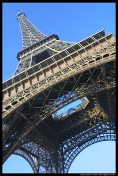 photo guide to Paris