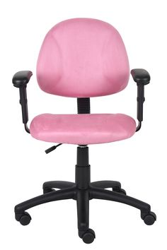 Free 2-day shipping. Buy Boss Office & Home Beyond Basics Office Task Chair, Multiple Colors at Walmart.com Perfect Posture, Clean Microfiber, Space Furniture, Baby Clothes Shops, Baby Shop, 5 D, Boss, Pink Chairs, Office Chairs