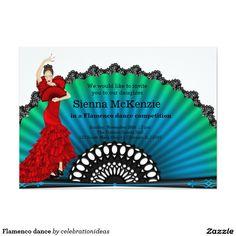 Sold #Flamenco #dance #invitation Available in different products. Check more at www.zazzle.com/celebrationideas