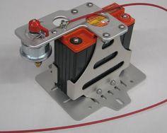 Rennline Battery Mount Kit Odyssey 680 - Switch Mount - Porsche-Rennline, Inc.