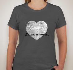 Congenital Heart Defect Awareness CHD Awareness   Lauren Faith Miller Foundation  Fundraiser - unisex shirt design - front