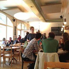 Restaurant Stickerei, St. Gallen