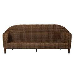 Smith & Hawken® Premium Quality Belvi™ Woven Sofa
