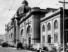 Mercadão em 1944