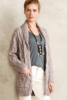 Zipped Griffin Cardigan anthropologie.com