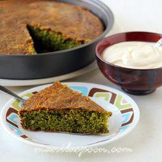 Manila Spoon: Green Tea Drizzle Cake