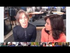 MyFOXLA Google+ Hangout: Robert Carlyle Talks California Solo & Once Upo...
