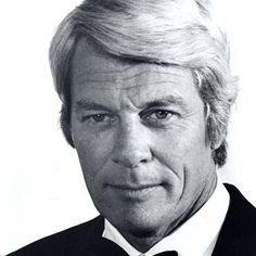 Mar Peter Graves [Aurness], was an American film and television actor. He was best known for his starring role in the CBS television series Mission: Impossible. He is the younger brother of James Arness Hollywood Stars, Classic Hollywood, Old Hollywood, Tv Actors, Actors & Actresses, Peter Graves, Famous Veterans, Actor James, Shocking Facts
