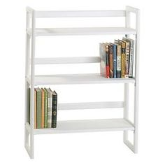 The Container Store Java Stackable Folding Bookcase I Have 2 Of These That Ive Used Past Years They Stack