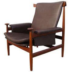 Bwana Chair by Finn Juhl for France & Son