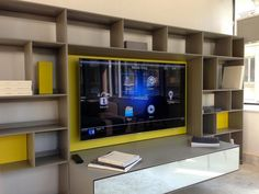 Our @lunadesignuk showroom media snug with products from @ArtcousticUK @Control4 @BeB_Italia pop in for a listen. (via @SHS_AV)