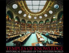 Oval Room, National Library, France  from the limited edition BOOK: Temples of Knowledge: Historical Libraries of the Western World ©  AHMET ERTUG (PhotoArtist, Author). Shop site: http://www.biblio.com/books/245933899.html Photo site: http://www.templesofknowledge.com/ [Do not remove caption. The law requires you to credit the photographer. Link directly to his website.]  The Golden Rule: http://www.pinterest.com/pin/86975836527744374/