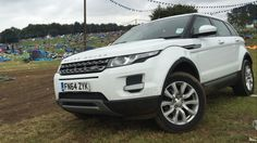 Dawn's Evoque at Leeds fest !