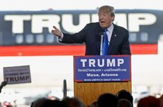 Could Donald Trump 'Spook' Financial Markets In 2016?