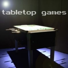 Table Top Games@Luton Library Theatre(Luton Central Library, St George's Square, Luton, LU1 2NG, United Kingdom) on 21Nov, 2013@7:30pm-9:15pm. **A provocative and challenging new play about power struggles within human relationships. **Category: Theatre. **Website: http://atnd.it/1ie3Lbq, Twitter: http://atnd.it/1ie3JAg, Facebook: http://atnd.it/1cdZQhx, Booking: http://atnd.it/1j3o3oh. **Price: General: £5, Under 18s: £3. **Artists / Speakers: Appletree Theatre and Film Company.