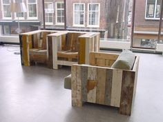 Upcycled Furniture | Upcycled Furniture: Reclaimed Wood Furniture