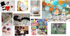 Comprei da Gringa: Decoração para Festas no Aliexpress