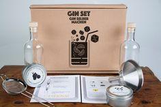 Gin Set zum selbermachen