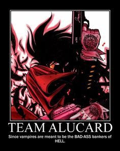 Team Alucard by Drack99.deviantart.com on @deviantART