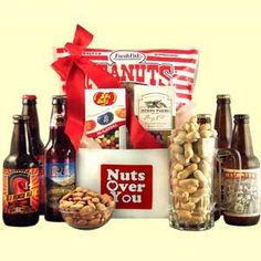 Guy gift basket