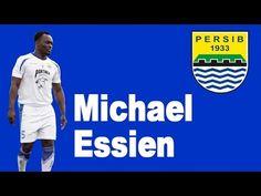 Aksi Aksi Memukau Michael Essien : Persib Bandung