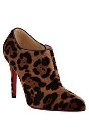 The Covetuer, Maria Duenas Jacobs. I have a leopard print shoe problem.