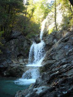 Iliochori falls Zagorochoria,Ioannina