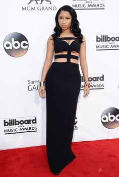 Pin for Later: The 35 Sexiest Looks We Saw All Year Nicki Minaj