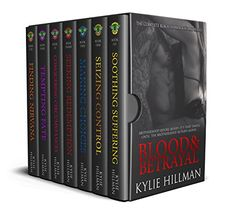 Blood & Betrayal: The Complete Black Shamrocks MC Series by [Hillman, Kylie]