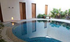 Simple, yet elegant: The Watsu pool. - RASHEEDA BHAGAT