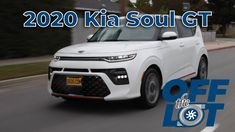 Off the Lot in a 2020 Kia Soul GT Kia Soul, Group Work