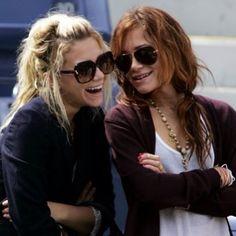 Olsen twins. style inspiration