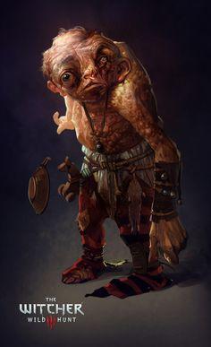 Uma - The Witcher 3 Wild Hunt, Bartlomiej  Gawel on ArtStation at https://www.artstation.com/artwork/nd2RK