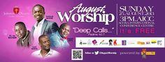 Lord Kenya, Pastor Joe Becham, Jeshurun Okyere & Eugene Nsuta for August Worship  http://nanayaw18.com/lord-kenya-pastor-joe-becham-jeshurun-okyere-eugene-nsuta-for-august-worship/
