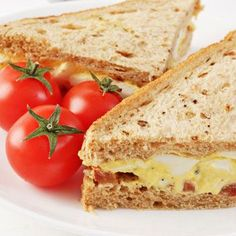Traditional Egg Sandwich