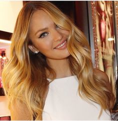 #CandiceSwanepoel #VictoriasSecret #makeup by #TerriApanasewicz #hair by #DaniellePrianno