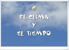 """""""El Clima y el Tiempo"""" es una aplicación, de educaplus.org, que abarca el estudio del clima y del tiempo atmosférico desde todos los puntos de vista y de forma interactiva. Apropiada para toda la Educación Secundaria y aprovechable para los últimos niveles de Educación Primaria."""