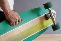 quartertwenty, made in Portland, Oregon. Skateboards and furniture. (O / USA)