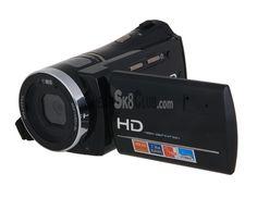 """DVC DV-A99 2.7"""" TFT Digital Camcorder with 16 Mega Pixels 16x Digital Zoom  Highlights:  Max.16 Mega Pixel digital camcorder  16X digital zoom  2.7"""" TFT screen  Supports TV-out"""
