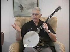 """old time #banjo introduction - pat costello - """"everyone has music inside them"""""""