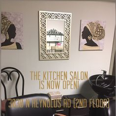 The Kitchen Salon is Now Open!  — It's Spring and after several years of serving the natural hair community through workshops and special events, We're proud to announce that The Kitchen Salon is Now Open! We are serving coils, twists and Locs and booking for Easter has begun!   Join us for our Open House on April 9, 2017 from 3-7pm at 3030 N Reynolds Rd. At the corner of Central Ave.   This is an appointment only salon. Call/Text to schedule at 419-984-0395