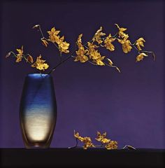 91: ROBERT MAPPLETHORPE Flowers in a Vase, 1985 : Lot 91