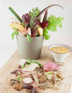 三浦野菜のバーニャカウダ