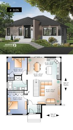182 Best Modern House Plans & Contemporary Home Designs ...