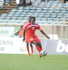 Harambee Stars Wanyama Vic   by shengol