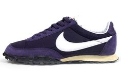 Nike Waffle Racer Vintage | Purple & White